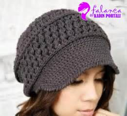 casquette purple crochet hat free patterns