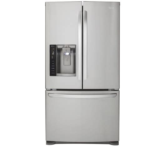 lg electronics 26 8 cu ft door refrigerator in
