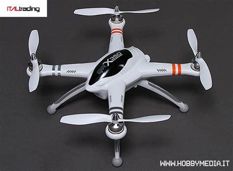 Drone Qr X350 drone radiocomandato qr x350 della italtrading hobbymedia