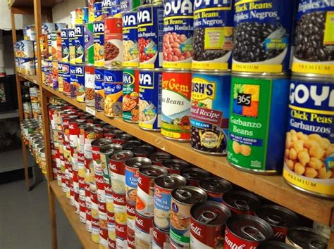 churches with food pantries