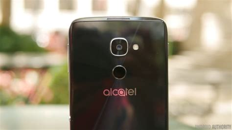 alcatel idol 4s review android authority
