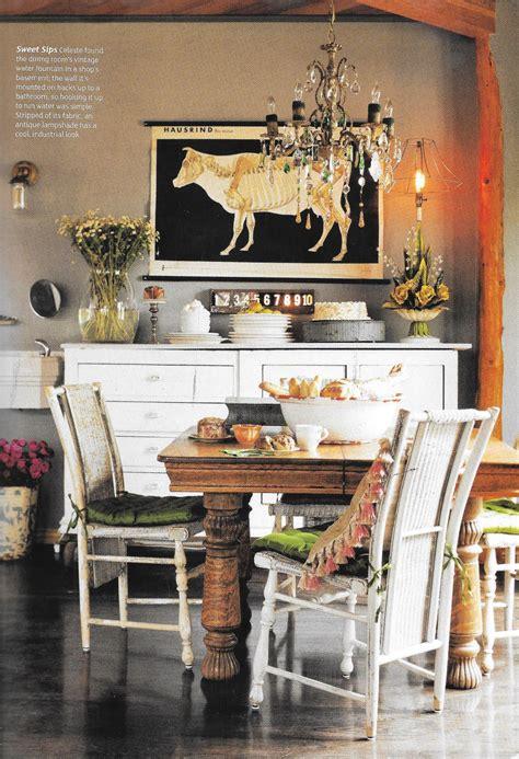 flea market style magazine decorating issue 5