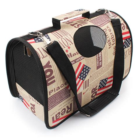 Lo659 Multifunctional Baby Travel Bed And Bag Tas Bayi american flag pet breathable travel bag cat pet foldable carrier portable bag cage