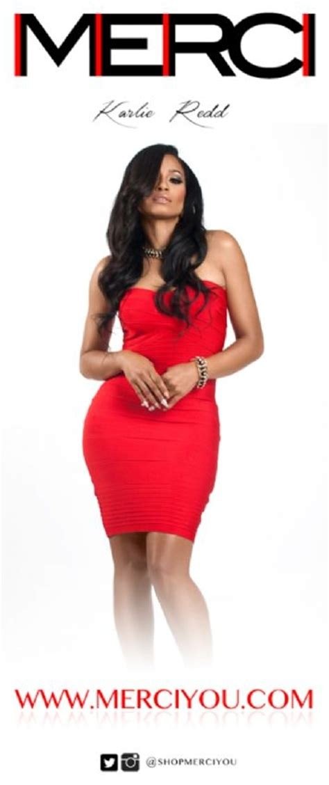 karlie redd store wed 2 28 grand opening of merci women s clothing store by
