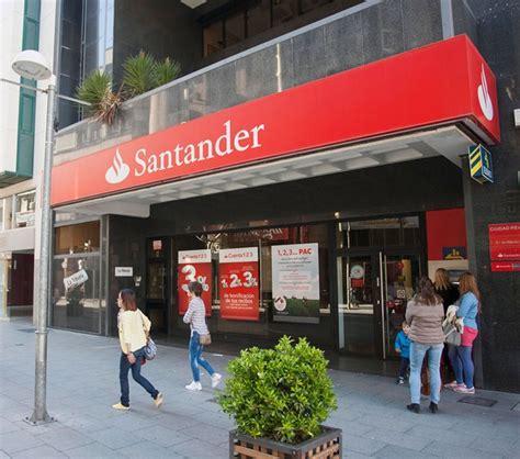 sucursales del banco santander 150 empleados y 31 sucursales pendientes del ere del