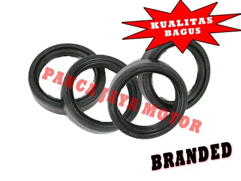 Seal Shock Belakang seal shock spare part motor