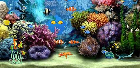 live wallpaper for pc aquarium aquarium 3d live wallpaper download for android free