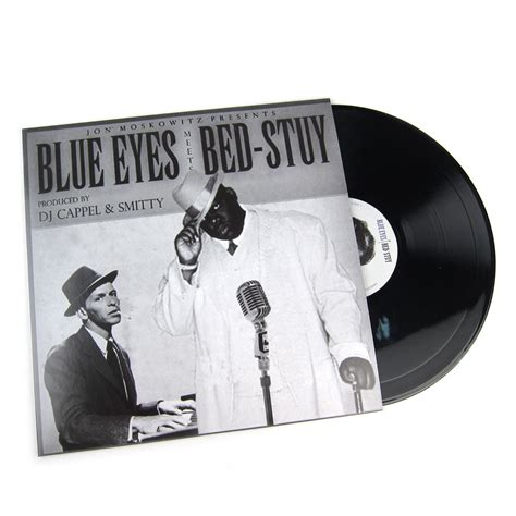 blue eyes meets bed stuy sinatra vs biggie blue eyes meets bed stuy vinyl 2lp