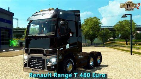 renault range t 480 6 v6 0