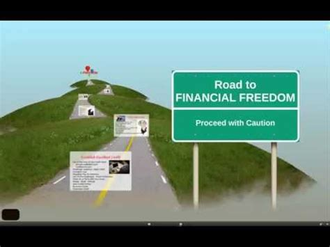 Map Your Financial Freedom financial freedom 1 of 6 an easy road map