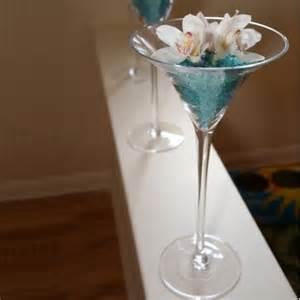 vase martini 40cm ou 50cm