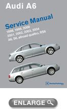 audi a6 c5 service manual 1998 2004 a6 allroad quattro s6 advanced automotion audi a6 c5 platform service manual 1998 2004 xxxa604