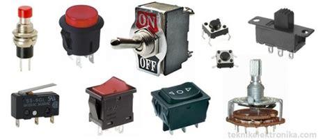 Saklar Biasa pengertian saklar listrik dan cara kerjanya teknik audio