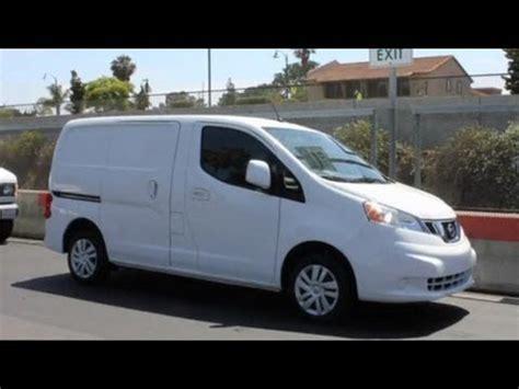 nissan commercial van 2013 nissan nv200 compact cargo commercial van video