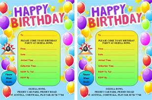 birthday invitations ideas invitations ideas