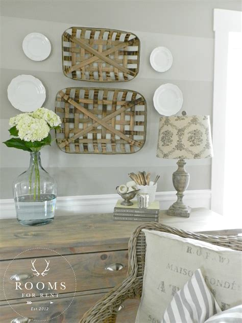 Decor Giveaway - tobacco baskets wall decor a giveaway rooms for rent blog
