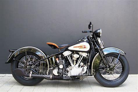 Knucklehead Harley Davidson by Sold Harley Davidson El Knucklehead Motorcycle Auctions