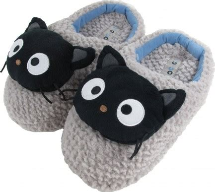 chococat slippers it s november and my are cold slipper time teal