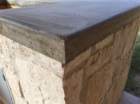 Concrete Countertop Finish by Concrete Countertop Finish Doityourself Community Forums