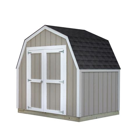Val U Shed by Sheds Usa 8 Ft X 6 Ft Installed Smart Siding Val U Shed