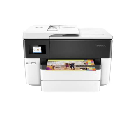 Printer Hp Wide Format hp officejet pro 7740 wide format all in one printer ebuyer