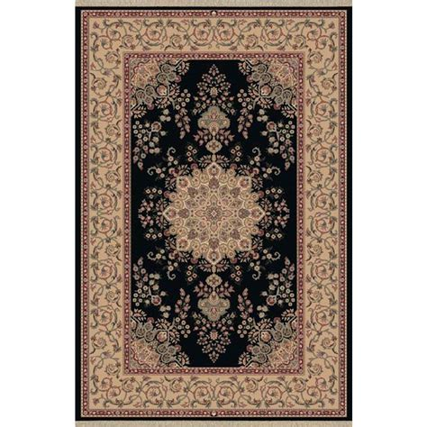 7 X 11 Area Rug by Brilliant Black 7 Ft 10 In X 11 Ft 2 In Indoor Area