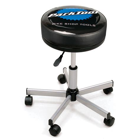 Park Tool Stool by Park Tool Stl 2 Small Rolling Adjustable Height Shop Chair Stool