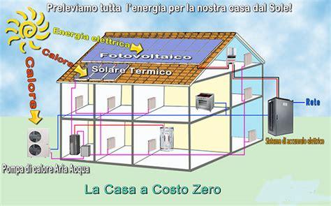 a costo zero la casa a costo zero