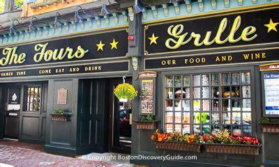Restaurants Near Boston Garden by Boston Restaurants Guide Where To Eat Boston Discovery Guide