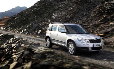 skoda yeti reliability škoda yeti officially the uk s most reliable new car