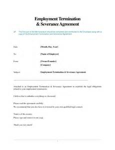 Termination Letter For Contract Employment Other Template Category Page 1157 Sawyoo Com