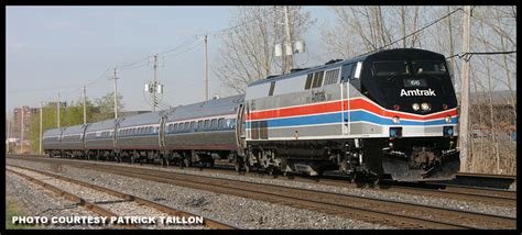 Lemoyne Sleeper by Canadian Railway Observations Via Rail Canada