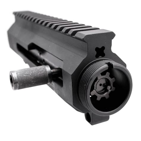 Handle Jarum Cnc Bad Tiger ar 15 side charging billet receiver nitride bcg made in the usa