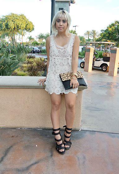 Yuka Cardi Black nicola boraston topshop chainmail metallic t shirt free lace bralet free lace