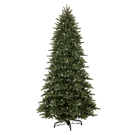 ge freeh cut norweigian artificial tree ge appliances 9 pre lit frasier fir tree