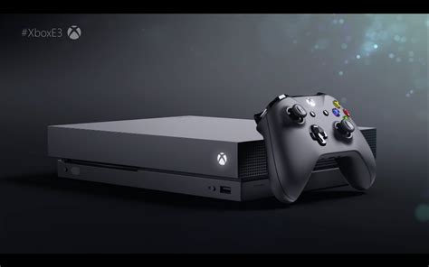 xbox one console microsoft microsoft s new console is the xbox one x and you can