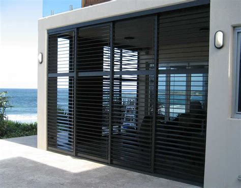 Exterior Plantation Shutters Outdoor Aluminum Plantation Shutters Sydney