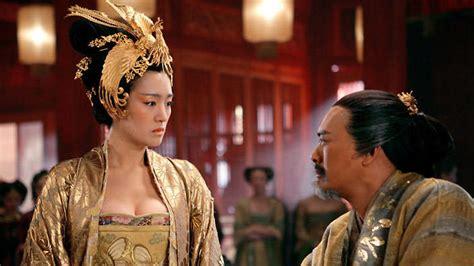 chinese film golden flower curse of the golden flower movie trailer news cast