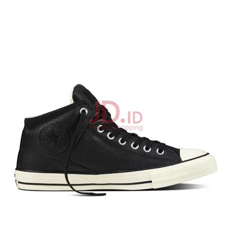Sepatu Converse All Chuck Black High jual converse chuck all high black black egret eur 41 157472c jd id