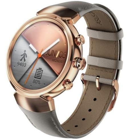 Smartwatch Asus Zenwatch 3 asus unveils zenwatch 3 smartwatch notebookcheck net news