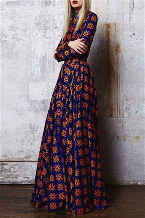 Dress Wanita Maxi Flare Combi maxi sheer lace prom dress sleeve maxi dresses and see you