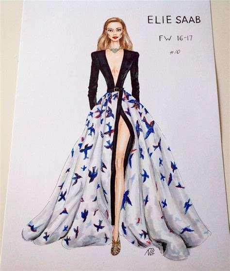 25 best ideas about fashion sketches on