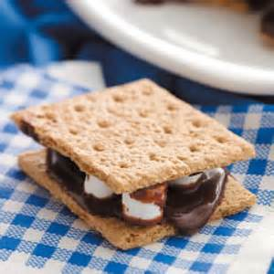 how to make smores at home make ahead s mores recipe taste of home