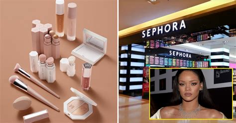 Makeup Sephora Di Malaysia rihanna s brand new makeup line is launching in sephora