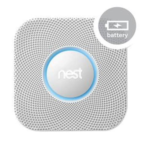 nest protect smoke carbon monoxide alarm battery