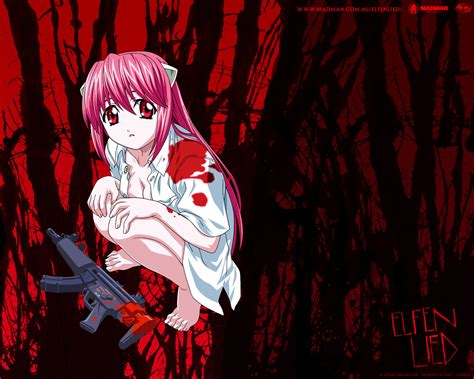 imagenes anime gore hd elfen lied wallpaper and background image 1280x1024 id