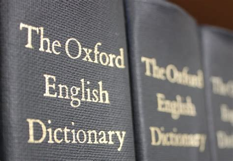 oxford english dictionary cent magazine