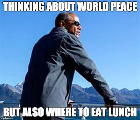 World Peace Meme - image tagged in world peace first world problems obama
