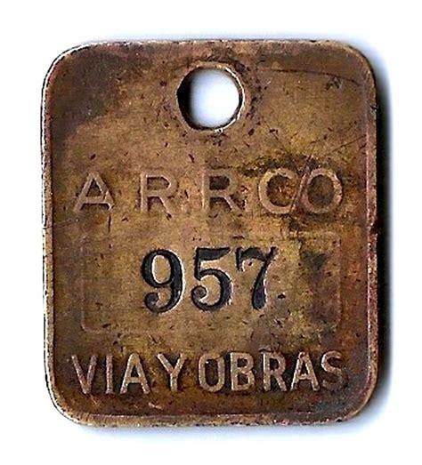placas de obrero puerto rico ferrocarril biograf 237 a de las riquezas de puerto rico