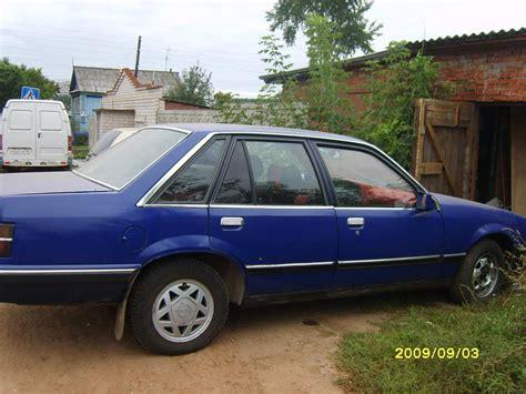 opel senator 1985 1985 opel senator pictures 2 5l gasoline fr or rr
